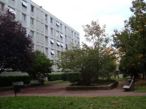 La résidence Les Jardins de Charial arborée