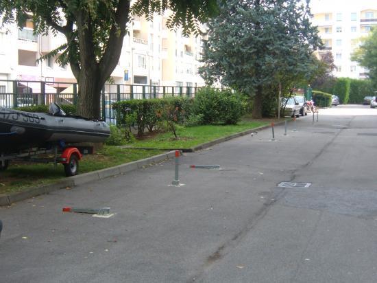 Sorties de garages Saint Antoine sécurisées